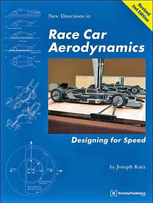 Race Car Aerodynamics : Designing for Speed - Front Cover