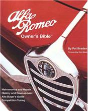 Alfa Romeo Owners Bible 1954 Onwards Service Manual