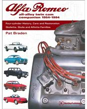 Alfa Romeo 1954 - 1994 All Alloy Twin Cam Companion