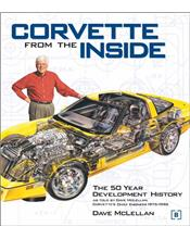 Corvette from the Inside : The 50 Year Development History