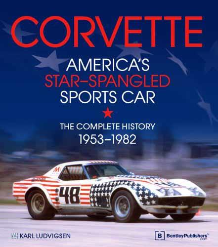 Corvette : America's Star Spangled Sports Car