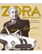 Zora Arkus-Duntov : The Legend Behind Corvette - Front Cover