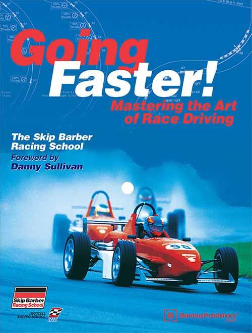 Going Faster : Mastering the Art of Race Driving - Front Cover