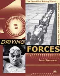 Driving Forces - Front Cover