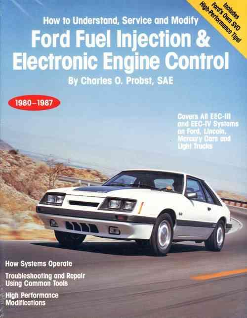 Ford Fuel Injection & Electronic Engine Control 1980 - 1987 - Front Cover
