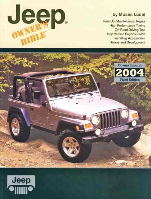 Jeep Owners Bible - Front Cover