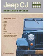 Jeep CJ 1946 - 1971 Rebuilders Manual