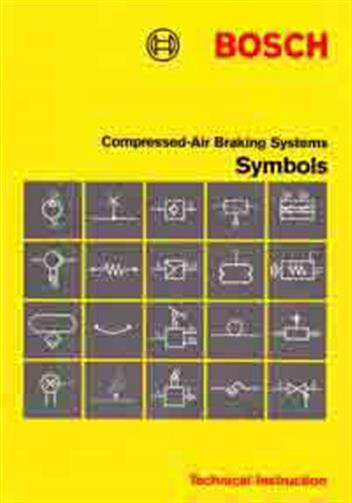 Bosch Symbols For Compressed Air Brake Systems 0837605970 9780837605975