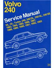 Volvo 240 1983 - 1993 Owners Service & Repair Manual