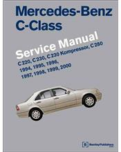 Mercedes Benz C-Class (W202) 1994 - 2000 Service Manual