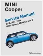 MINI Cooper 2002 - 2004 Owners Service & Repair Manual
