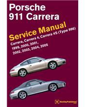 Porsche 911 (Type 996) 1999 - 2005 Service Manual