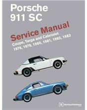 Porsche 911 SC 1978 - 1983 Owners Service & Repair Manual