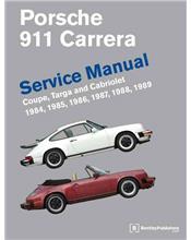 Porsche 911 Carrera Coupe, Targa & Cabriolet 1984 - 1989