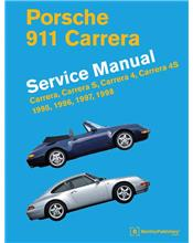 Porsche 911 Carrera (Type 993) 1995 - 1998 Service Manual