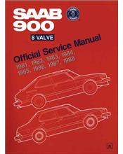 Saab 900 8 Valve 1981 - 1988 Owners Service & Repair Manual