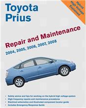 Toyota Prius 2004 - 2008 Repair & Maintenance Manual