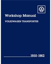 Volkswagen Transporter Type 2 1950 - 1962 Workshop Manual