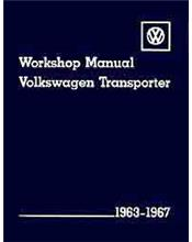 Volkswagen Transporter Type 2 1963 - 1967 Workshop Manual