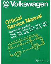Volkswagen Station Wagon / Bus (Type 2) 1968 - 1979 Service Manual