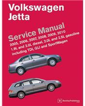 Volkswagen Jetta (A5) 2005 - 2010 Service Manual