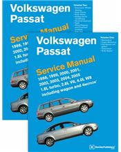 Volkswagen VW Passat (B5) 1998 - 2005 Service Manual VW