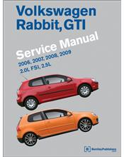 Volkswagen Rabbit, GTI (A5) 2006 - 2009 Service Manual