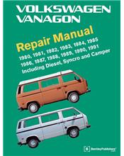 Volkswagen Vanagon (T3) 1980 - 1991 Owners Service & Repair Manual