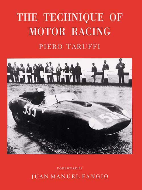 The Technique of Motor Racing - Front Cover
