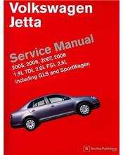 Volkswagen Jetta Service Manual 2005 - 2008