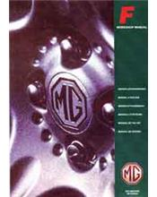 MGF 1997 - 2001 Owners Service & Repair Manual