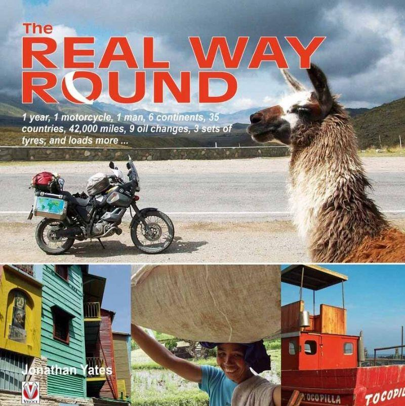 The Real Way Round - Front Cover