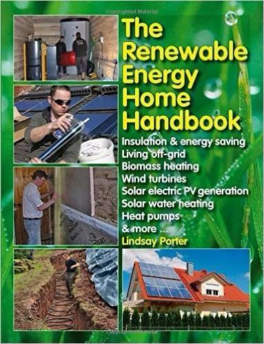 The Renewable Energy Home Handbook - Front Cover
