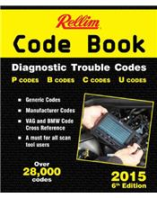 Rellim Code Book: Diagnostic Trouble Codes 2015