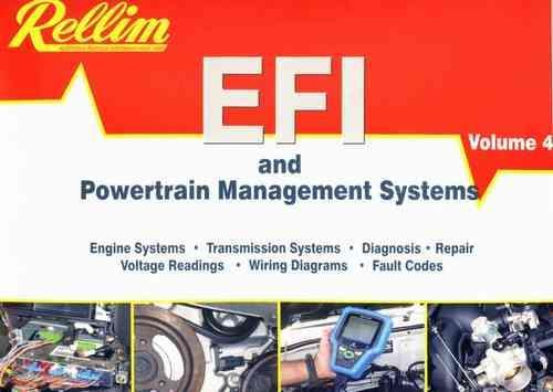 Rellim EFI & Powertrain Management Systems 1998 - 2005 : Volume 4
