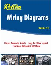 Rellim Wiring Diagrams 2006 - 2015 : Volume 10