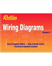Rellim Wiring Diagrams 1996 - 2003: Volume 2