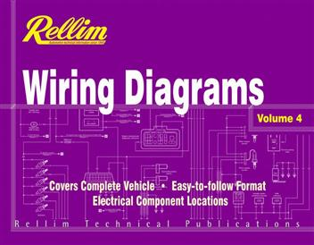 Rellim Wiring Diagrams 1997 - 2006 : Volume 4 - Front Cover