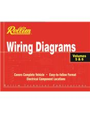 Rellim Wiring Diagrams 1998 - 2007: Volumes 5 & 6 (Combined)