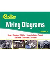 Rellim Wiring Diagrams 2001 - 2008 : Volume 6