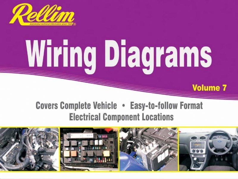Rellim Wiring Diagrams 2002 - 2009 : Volume 7