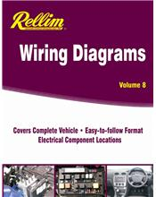Rellim Wiring Diagrams 1997 - 2011: Volume 8
