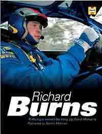 Richard Burns - Front Cover
