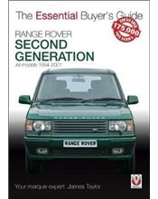 Range Rover (Second Generation model) 1994 - 2001: The Essential Buyer's Guide