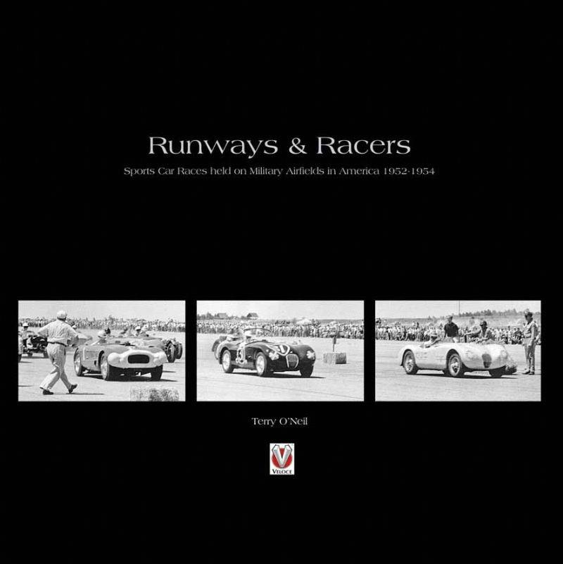 Runways & Racers - Front Cover