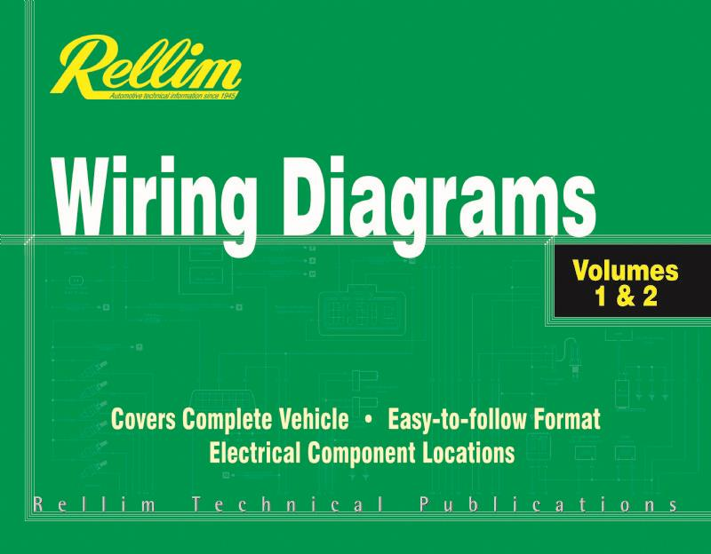 Rellim Wiring Diagrams 1996 - 2005: Volumes 1 & 2 (Combined)