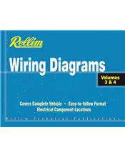 Rellim Wiring Diagrams 1992 - 2006: Volumes 3 & 4 (Combined)