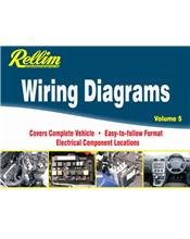 Rellim Wiring Diagrams 1998 - 2006: Volume 5