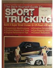 The Do It Yourself Guide To Sport Trucking