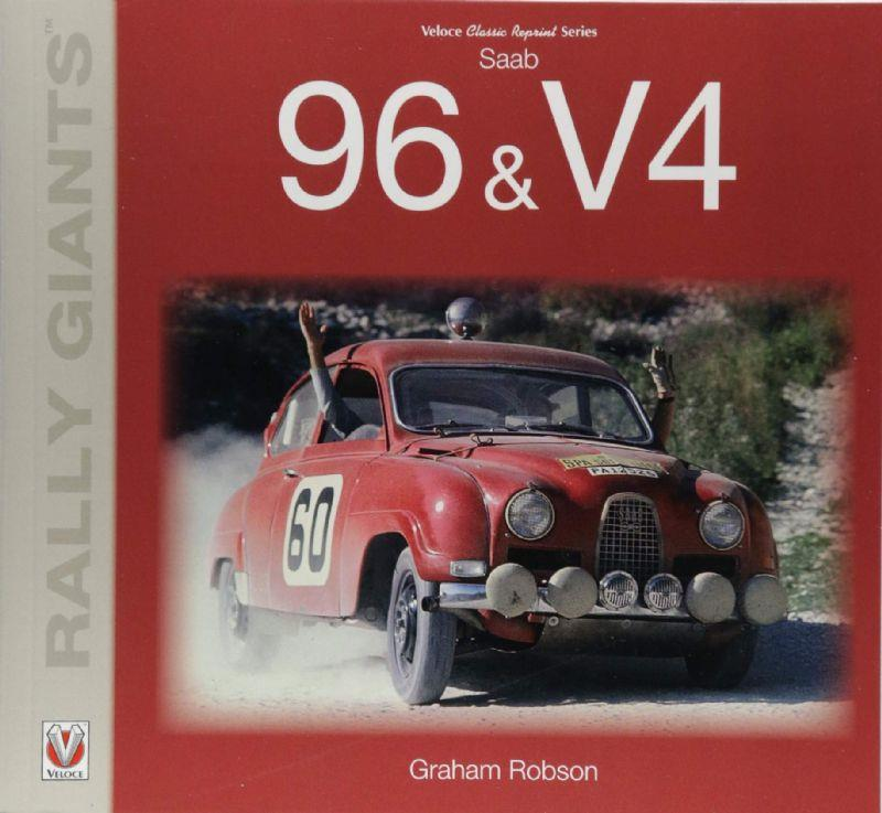 Saab 96 & V4 Rally Giants